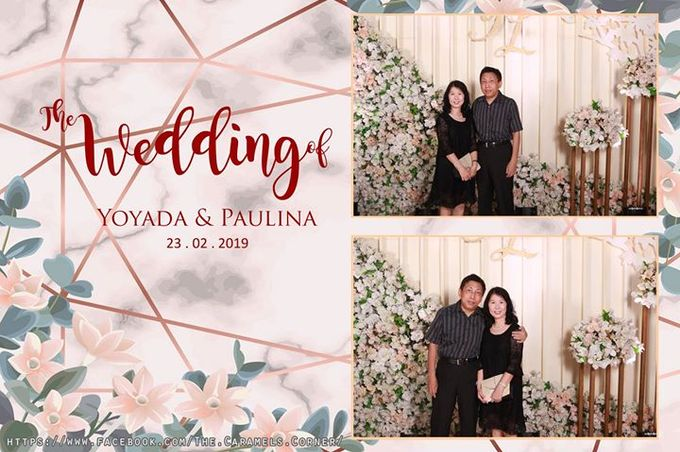 Paulina & Yoyada wedding by The Caramel's Corner - 006