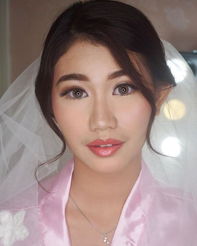 Ms. Cindy Veronica by MRS Makeup & Bridal - 002