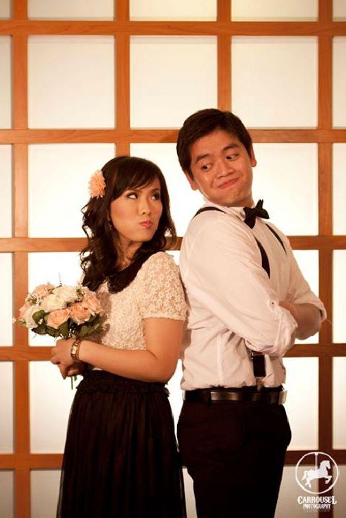 Hengky & Julia - Prewedding by Carrousel Photography - 003