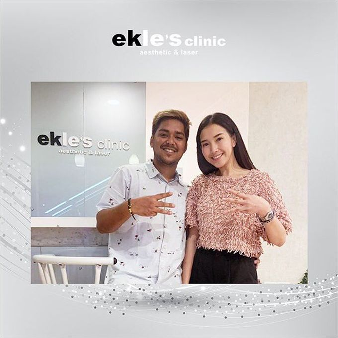 Influencer At Ekle's Clinic  by Ekle's Clinic Aesthetic & Laser - 001