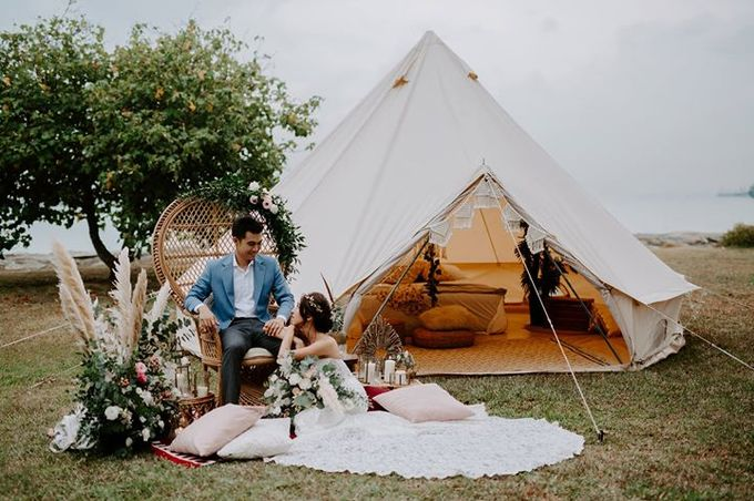 Melissa Koh  for Glamping Romance by Natalie Wong Photography - 020