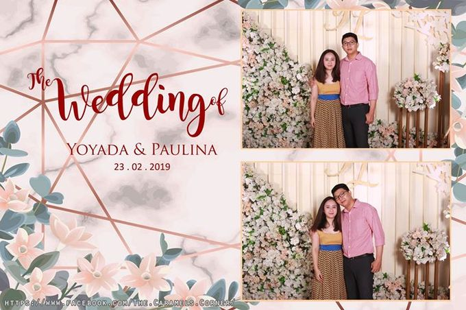 Paulina & Yoyada wedding by The Caramel's Corner - 008