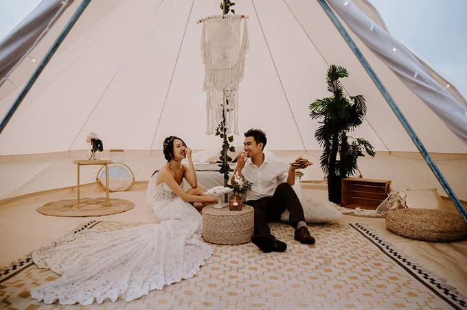 Melissa Koh  for Glamping Romance by Natalie Wong Photography - 040