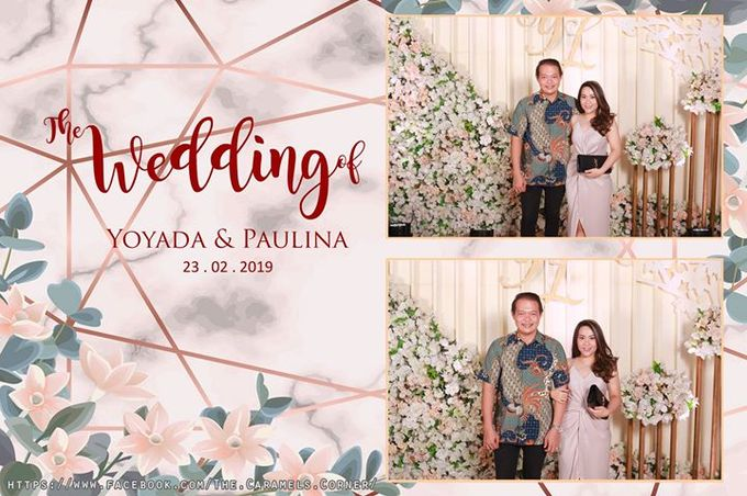 Paulina & Yoyada wedding by The Caramel's Corner - 018