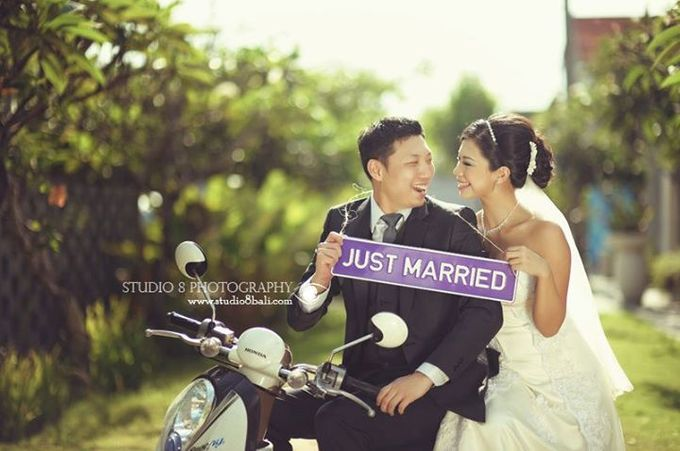 Prewedding - Evan & Shirley by Studio 8 Bali Photography - 007