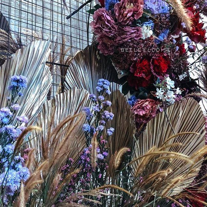 Vibrant Elloise  Garden by Belle Elloise.Co - 003