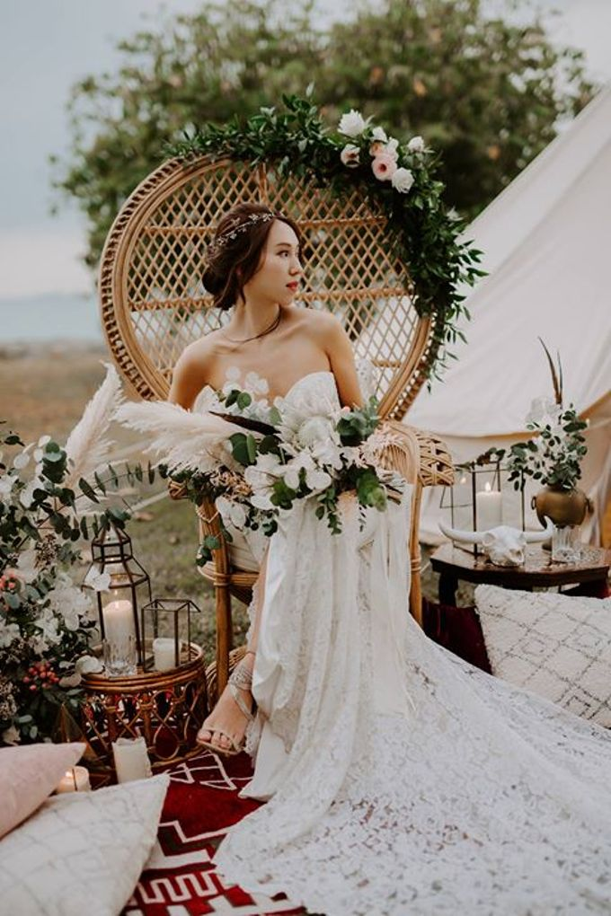 Melissa Koh  for Glamping Romance by Natalie Wong Photography - 043