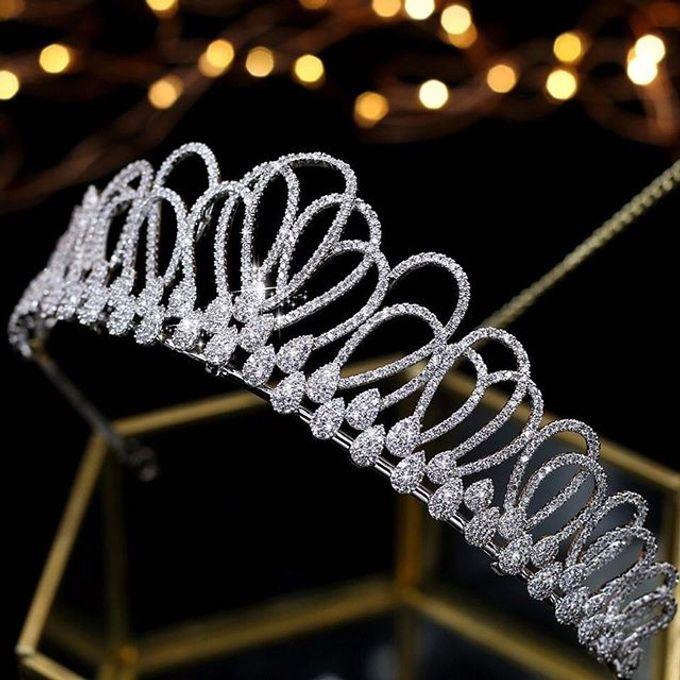 Headpiece & Crown by Ilona Headpiece & Crown - 001
