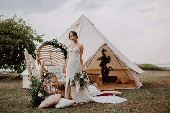 Melissa Koh  for Glamping Romance by Natalie Wong Photography - 026