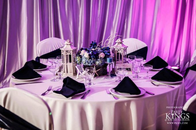 Sample Table Centerpiece Set up by Ocean Sky Hotel & Resort - 007