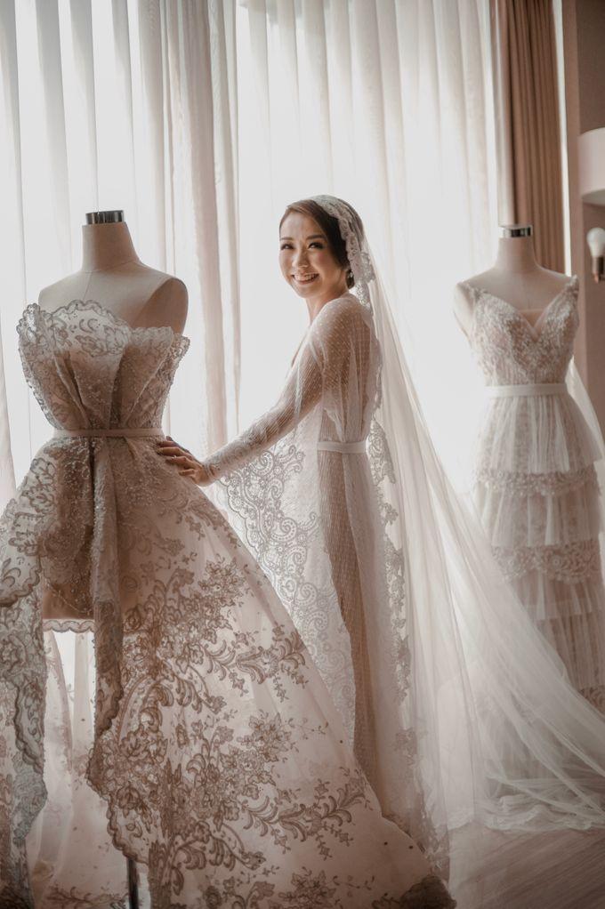 Alvin & Natasha Wedding by Philip Formalwear - 025