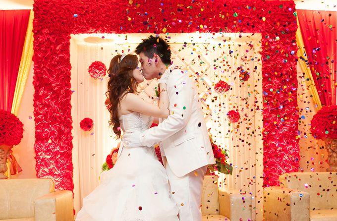 Fery & Nova - Wedding Day by HD Photography - 034