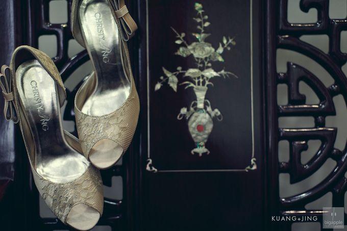 Bridal Shoe Close Ups by Christy Ng Shoes - 007