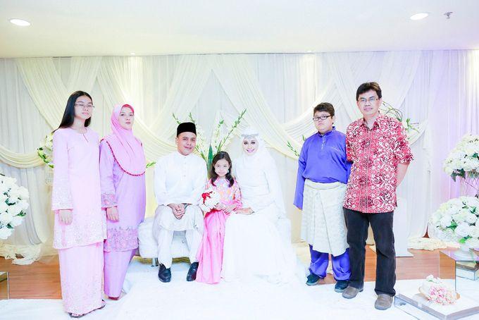 Zuhairah & Fuad by The Rafflesia Wedding & Portraiture - 045