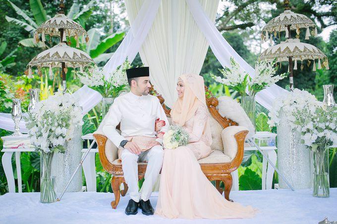 RAIHANA & MOHAMMAD by The Rafflesia Wedding & Portraiture - 048