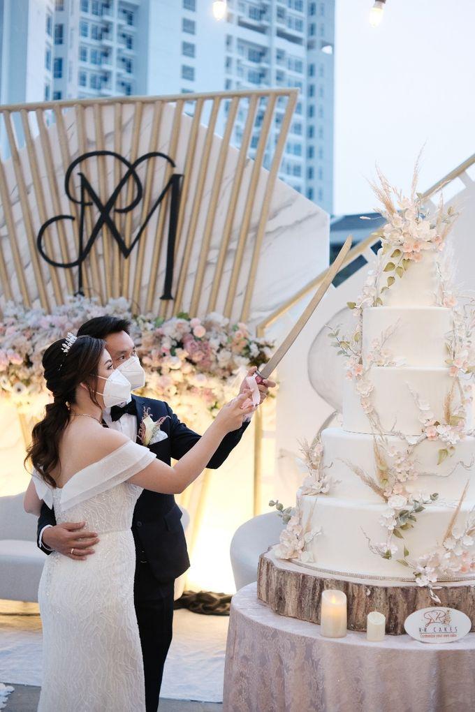 Wedding Of Pratama & Mayliana by Ohana Enterprise - 003