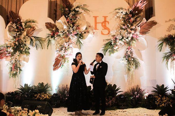 Wedding of HENDRY & SISCA by Aldo Adela MC & Magician - 001