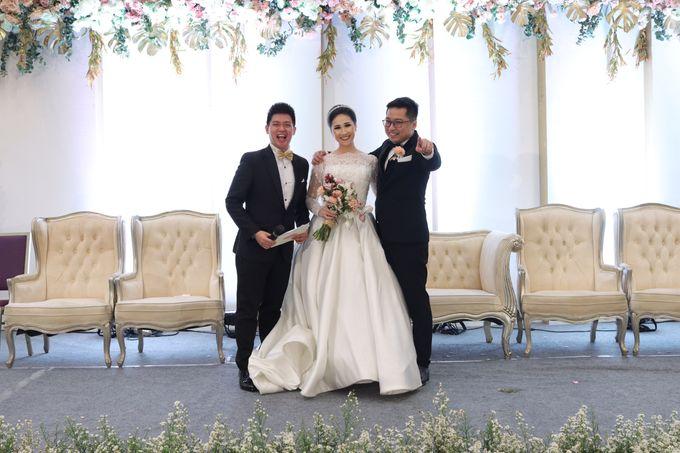 MC Wedding Nusantara Hall ICE BSD - Anthony Stevven by Anthony Stevven - 005