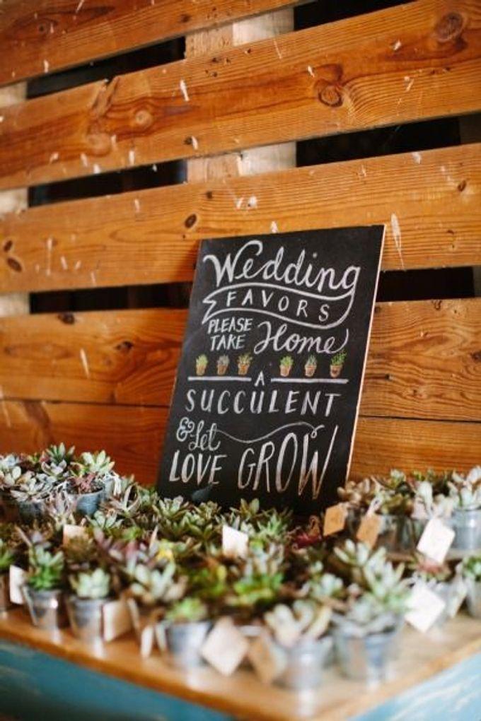 wedding favor souvenir by Gioflorist - 006