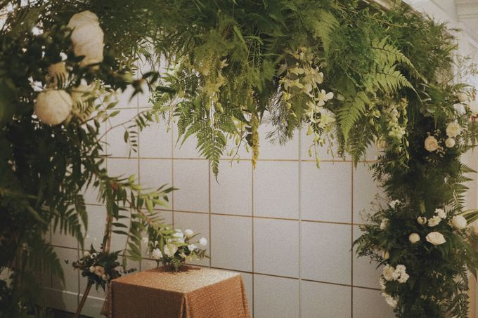Venue Floral Decor by The Bloomish Eden - 004