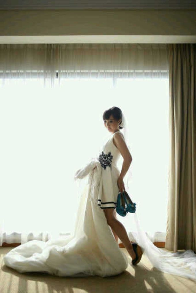 The Wedding Gown of Mee Djin Couture by Meedjin Couture - 016