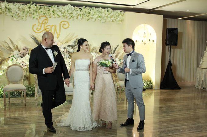 MC Wedding Intimate OnFive Grand Hyatt Jakarta - Anthony Stevven by Anthony Stevven - 015