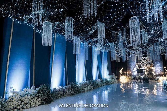 Jason & Devina Wedding Decoration by Valentine Wedding Decoration - 044