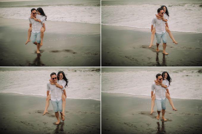 PRE - WEDDING DANIEL & KARINA BY HENOKH WIRANEGARA by All Seasons Photo - 041