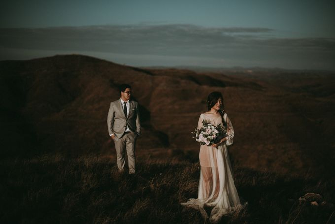 Anton & Cynthia Elopement Session by Chroma Pictures - 028