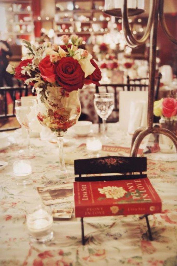 Bohemian Rhapsody by Tea Rose Wedding Designer - 017