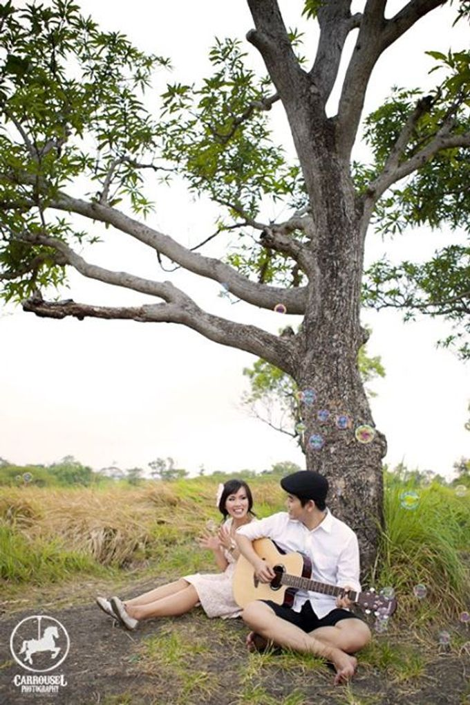 Hengky & Julia - Prewedding by Carrousel Photography - 010