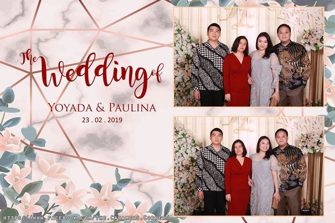 Paulina & Yoyada wedding by The Caramel's Corner - 011