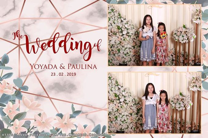 Paulina & Yoyada wedding by The Caramel's Corner - 035