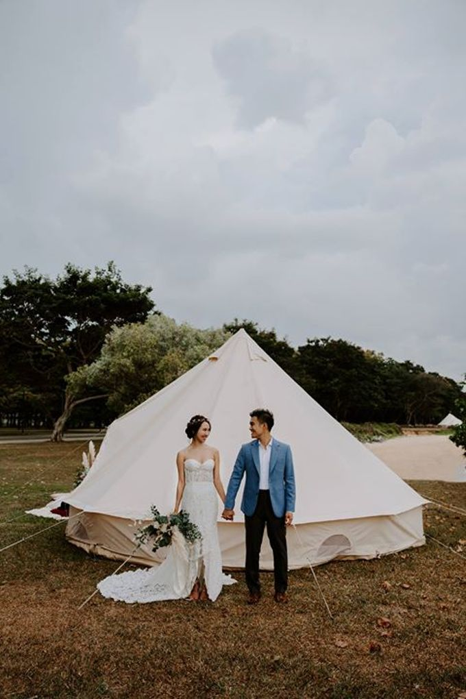 Melissa Koh  for Glamping Romance by Natalie Wong Photography - 035