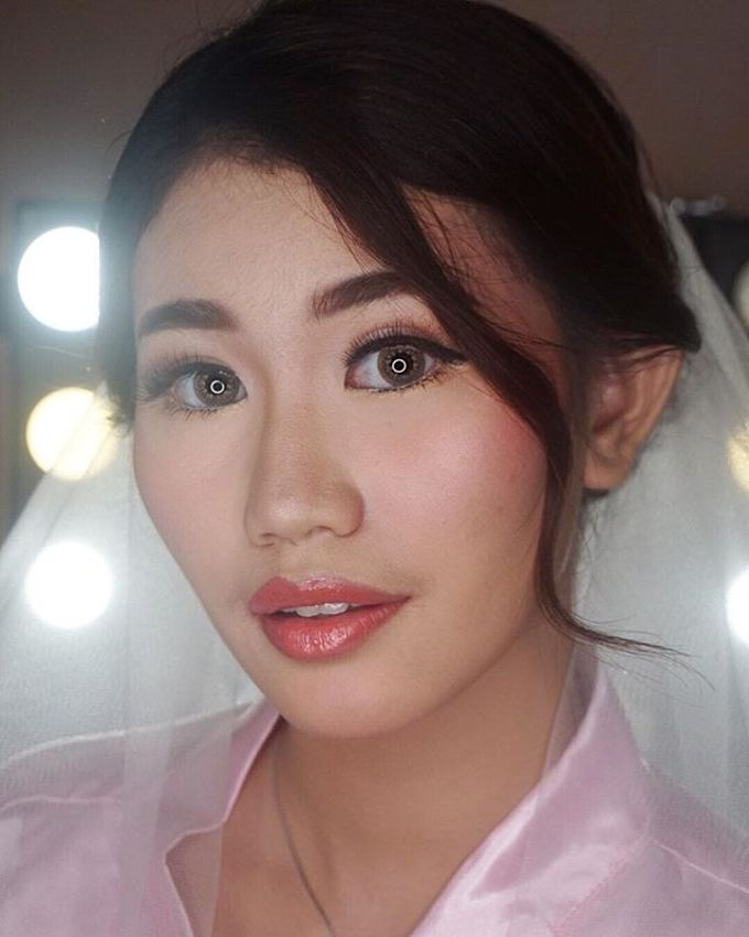 Ms. Cindy Veronica by MRS Makeup & Bridal - 006
