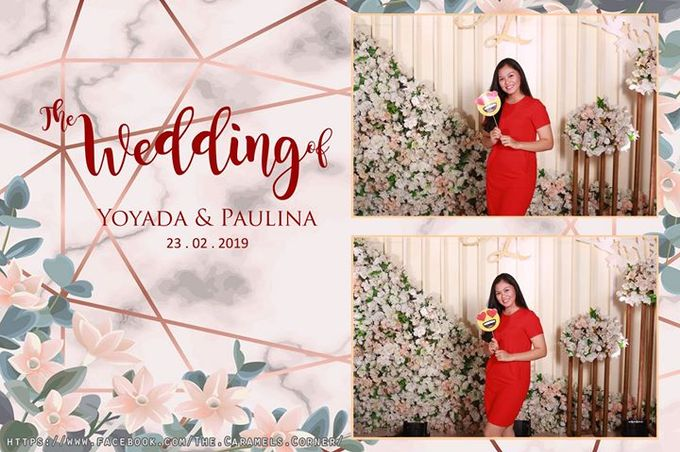 Paulina & Yoyada wedding by The Caramel's Corner - 033