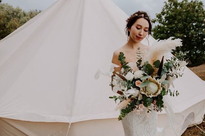 Melissa Koh  for Glamping Romance by Natalie Wong Photography - 028