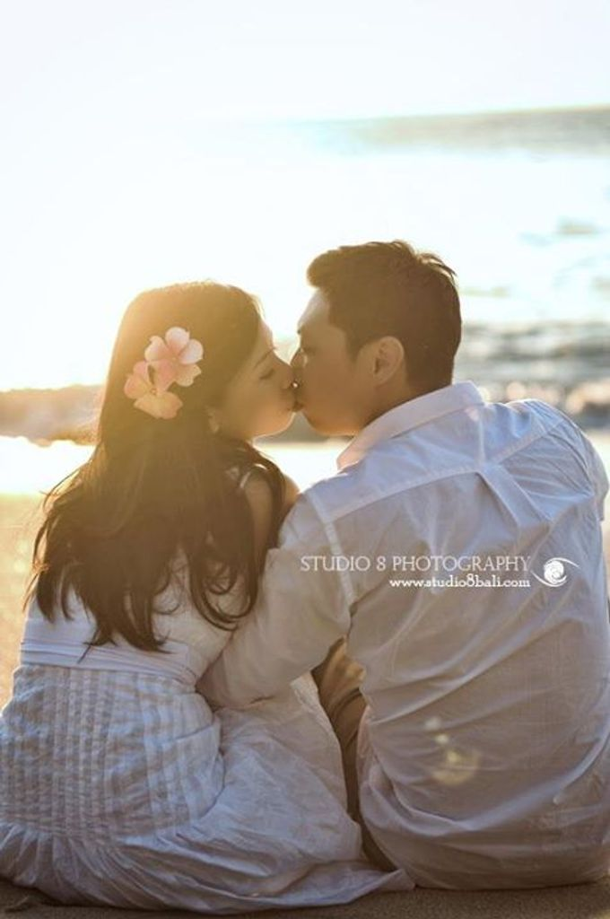 Prewedding - Evan & Shirley by Studio 8 Bali Photography - 042