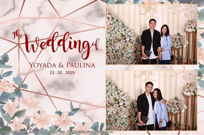 Paulina & Yoyada wedding by The Caramel's Corner - 045