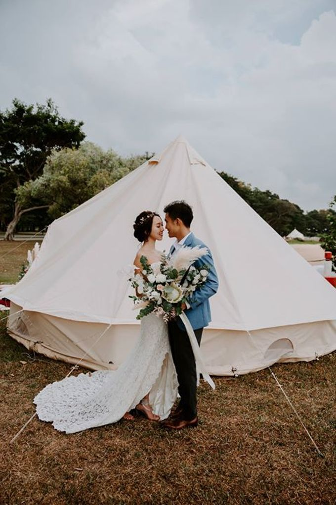 Melissa Koh  for Glamping Romance by Natalie Wong Photography - 034