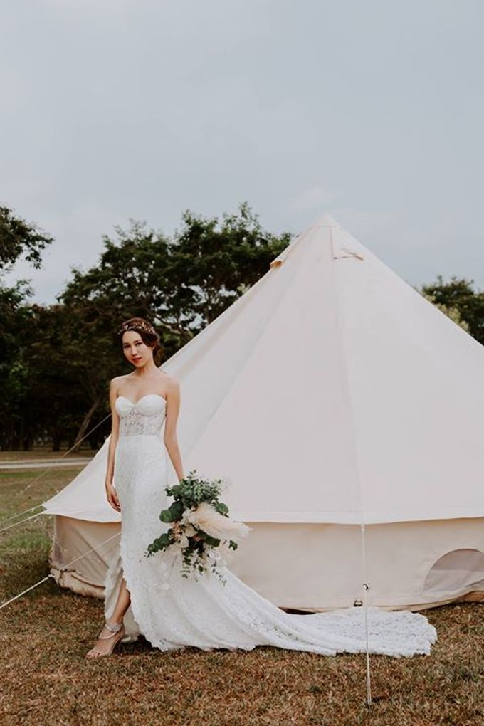 Melissa Koh  for Glamping Romance by Natalie Wong Photography - 049