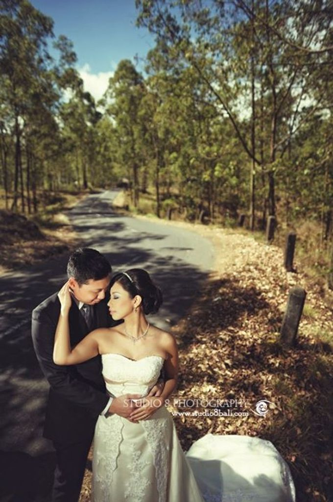 Prewedding - Evan & Shirley by Studio 8 Bali Photography - 003
