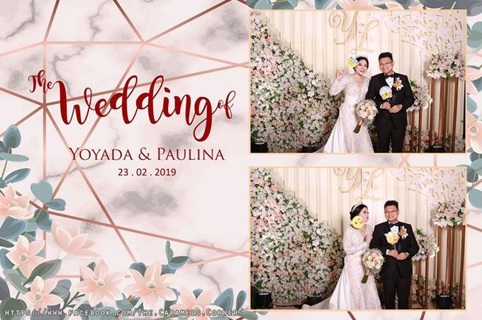 Paulina & Yoyada wedding by The Caramel's Corner - 002