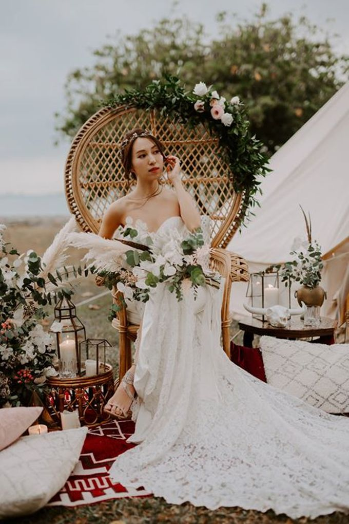 Melissa Koh  for Glamping Romance by Natalie Wong Photography - 044