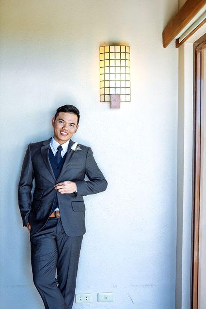 Dra  Godfrey and Dra  Kamille Tagaytay Wedding by MIC MANZANARES PHOTOGRAPHY - 036