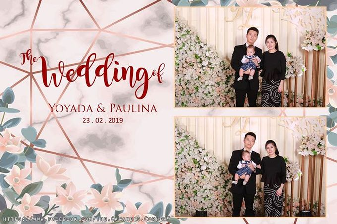 Paulina & Yoyada wedding by The Caramel's Corner - 014