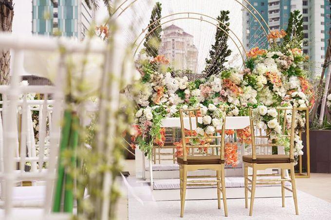 Wedding at Holiday Inn & Suites Jakarta Gajah Mada by Holiday Inn & Suites Jakarta Gajah Mada - 020