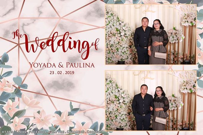 Paulina & Yoyada wedding by The Caramel's Corner - 017