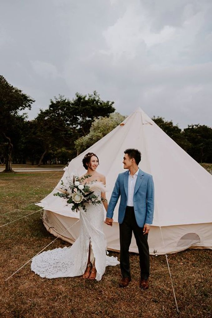 Melissa Koh  for Glamping Romance by Natalie Wong Photography - 038