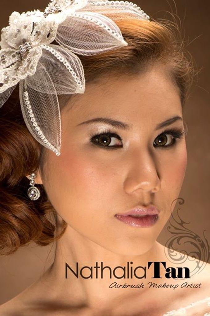 Classic Elegance captured by Nathalia TAN Makeup Artist - 003